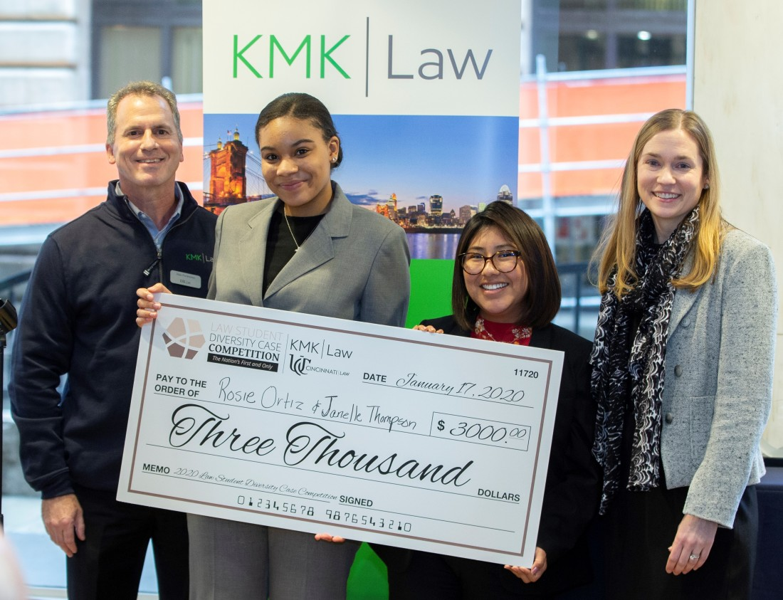 2020 Diversity Case Competition Winners