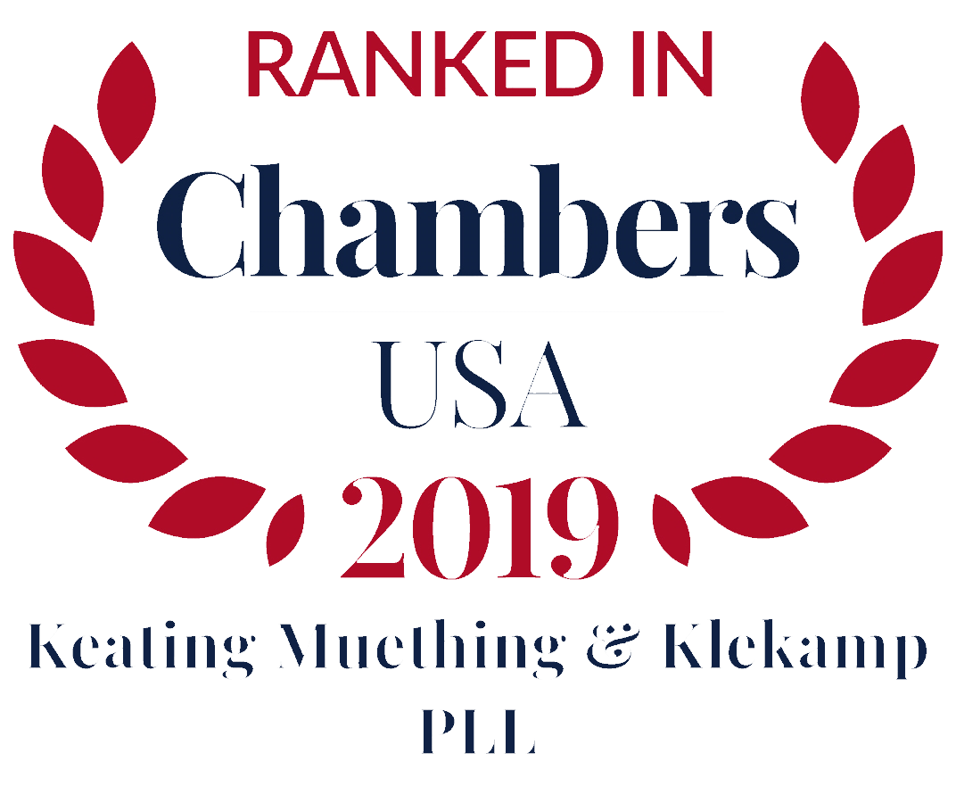 Chambers 2019 Leading Firm