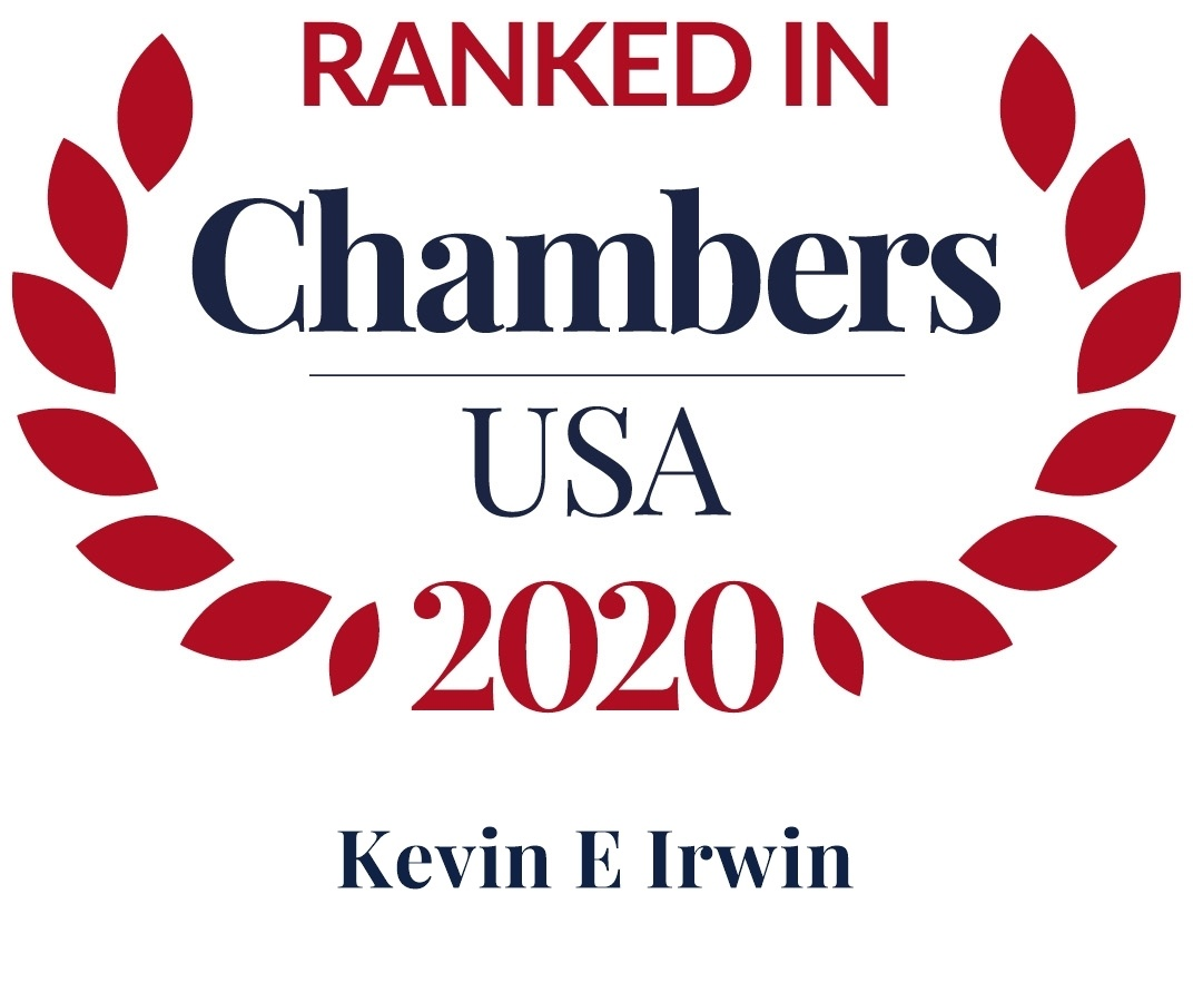 Chambers 2020 Kevin Irwin